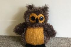 Tinsel owl