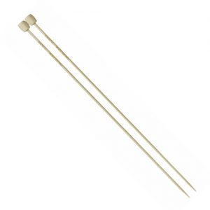 Clover Single Ended Takumi Bamboo Knitting Pins