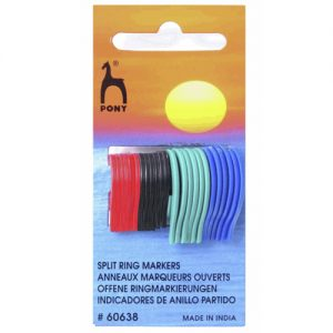 PONY Split Ring Markers
