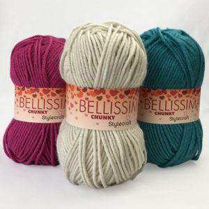 Stylecraft Bellisima Chunky Yarn