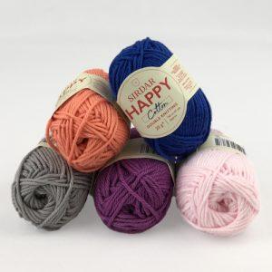 Sirdar Happy Cotton DK Yarn