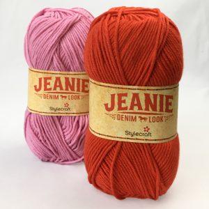 Stylecraft Jeanie Aran Yarn