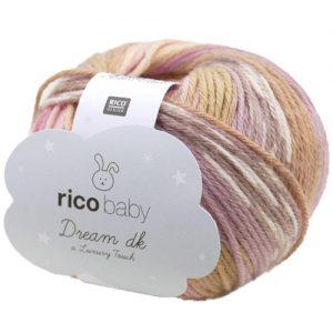 Rico Baby Dream DK Yarn