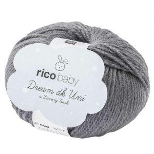 Rico Baby Dream Uni DK Yarn