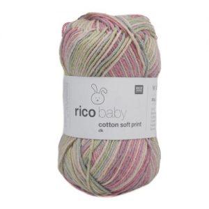 Rico Baby So Soft Print DK Yarn