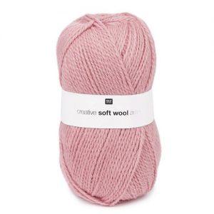 Rico Creative Soft Wool Aran Yarn