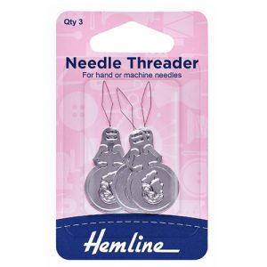 Aluminium Needle Threaders