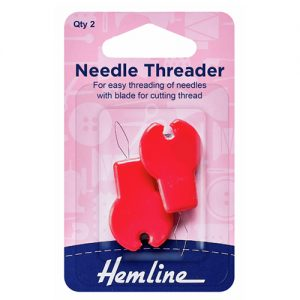 Needle Threaders with Cutter