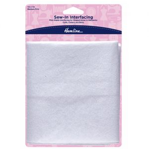 Hemline Sew-In Interfacing – 1m x 1m