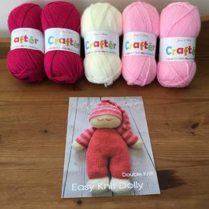 James Brett Easy Knit Dolly