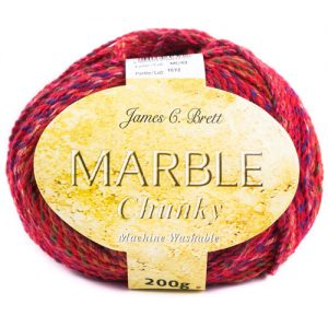 James Brett Marble Chunky Yarn