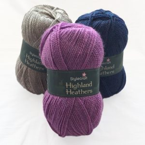 Stylecraft Highland Heathers DK Yarn