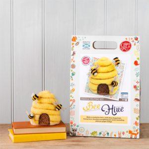 The Crafty Kit Co – Bee Hive Needle Felting Kit