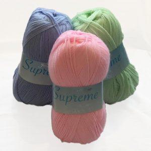 James Brett Baby Supreme 4 Ply Yarn