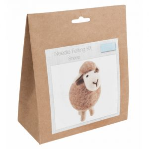 Needle Felting Kit – Sheep