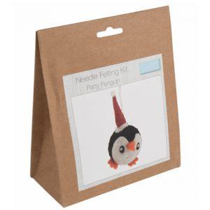 Needle Felting Kit – Penguin