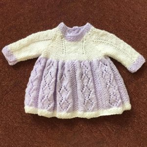 Little Girls Long Sleeve dress